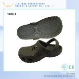 Breathable EVA Men Garden Clogs Shoes for Summer Wearing