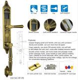 Brass RFID Card Lock (V-RF2013A1)