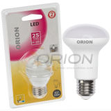 Hot Sale Aluminum Plastic Housing 15W E27 R80 LED Bulb