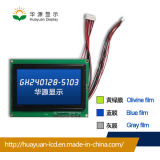 Ra8820 240128 Dots COB Graphic LCD Module