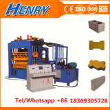 Qt4-15 Full Automatic Concrete Block Making Machine Paver Machine Construction Equipment