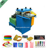 Lx-S07 Solid Silicone Brand Shaping Machine in Medium Size for Keychain, Wristband, Key Ring