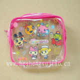 Lovely Clear PVC Gift Pouch (YJ-F005)