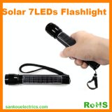 Solar Torch/Aluminum Solar Torch with 7LEDs/Solar Gift (SL-1008)