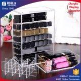 Wholesale Acrylic Makeup Organizer with Drawers, Plexiglass Makeup Brush Holder