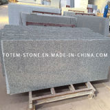 Natural Stone Grey Granite Tile Slab for Patio, Countertop, Paving