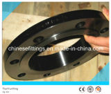Carbon Steel A105 Forged Steel Flange with Black Painting