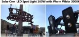 LED Spot Light 160W Replace Thorn Lighting 1000W Sodium for Beijing International Airport