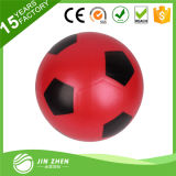 Red Inflatable Soft PVC Football Soccer Toy for Children Kids