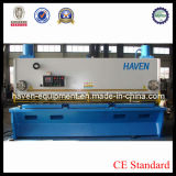 QC11Y-16X4500 Hydraulic Guillotine Shearing Machine, Steel Plate Cutting Machine