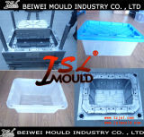 Heavy Duty Injection Plastic Storage Tote Mould