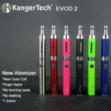 2017 Most Popular High Quality EGO Electronic Cigarette Kanger Evod Kit Evod Wholesale
