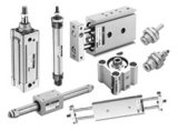 Pneumatic Cylinder/ Air Cylinder/ Standard Cylinder
