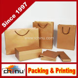 Shopping Kraft Packaging Paper Bag/Box (2101)