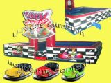 Indoor and outdoor Inflatable Bumper Car Race Track For bumper car