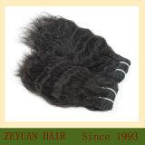 Natural Wavy Human Hair Extension Virgin Human Hair