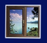 Aluminium Aluminum Outside-Hung Window (LM55C)