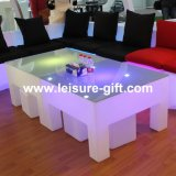Rechargeable LED Square Table (FO-8527)