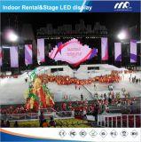 P7.62 Full Color Stage LED Display/LED Sign Board/LED Walls