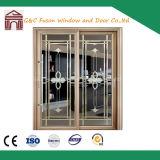 UPVC/PVC Plastic Sliding Folding Glass Doors Manufacturer