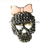 Fashion Jewelry Skull Ring (OJRG-3057171)