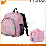 Kids Children Princess Animals Car School Backpack Lunch Box Bags
