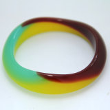 Colored Large Round Resin Curtain Ring