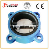Double Disc Rubber Lined Swing Check Valve