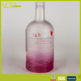 750ml Glass Spirits Bottle with Fade-out Effect and Custom Label Printing (BV006)
