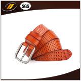 Pin Buckle Split Cowhide Leather Belt (HJ15030)