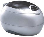 Ultrasonic Cleaner with CD Cleaning Capabilities