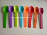 Plastic Ice Cream Spoon, Frozen Yogurt Spoon