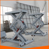China Double Scissor Lift Table