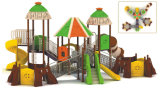 High Quality Outdoor Playground for Parks and Amusement Center (2011-049B) High Quality Outdoor Playground for Parks and Amusement Center (2011-025A)