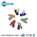 CE Approved Promotional Classical Swivel USB Pen Drive Stick, Custom Flash Memory Disk (KST29)