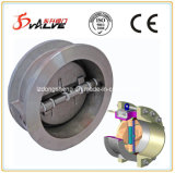 Wafer Check Valve Split Disc