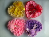 Artificial Flower Bath Flowers in Gift Present