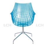 Multi Color Transparent Dining Chair