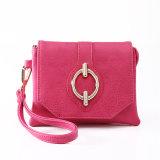 Dark Pink Fashion Cross-Body Lady Wristlet Handbags (MBNO037099)