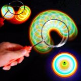 Magnetic Gyro Wheel Yoyo Toy Spinning Activated