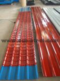 Pre-Painted Galvanized Metal Roof Tile / Floor Deck