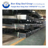 200X50X8mm Rectangular Steel Pipe Use for Machine Manufacturing