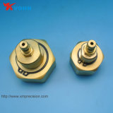 Customized High Precision Brass CNC Machinery Parts From China with Free Sample