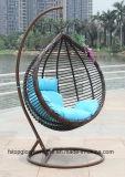 Oudoor Rattan Furniture Sun Bed
