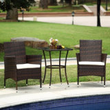 New Style Patio Garden Dining Set with a Square Small Table