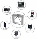 Stainless Steel Vertical Security Access Control Tripod Turnstile