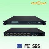 12in1 RF Range: 47-870MHz DVB-C Mepg2/H. 264 SD Encoder Modulator