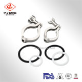 Stainless Steel Competitive Price Heavy Duty Double Pin Clamp Tri Clamp and Seals 13mhh