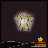 Hotel Good Quality Modern Glass Wall Lamp (1229W)