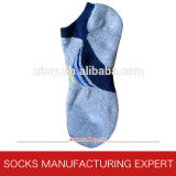 100% Cotton of Unisex Ankle Terry Sport Sock